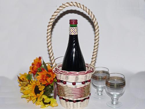 Na lahvinku, květiny, vařečky 2