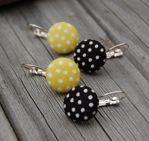 Pidi puntíky žluté a černé