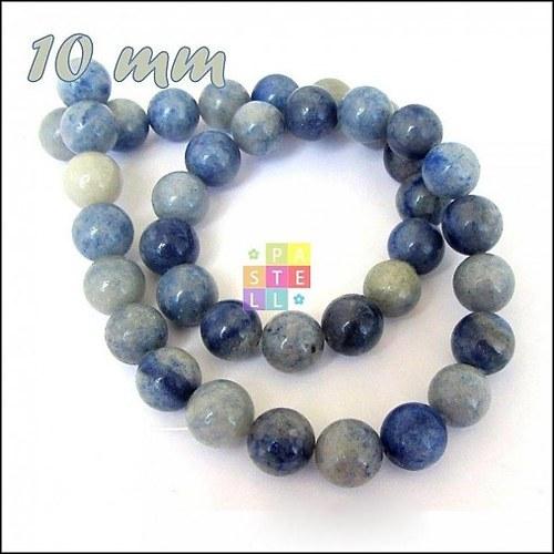 (0651) Modrý Aventurín, 10 mm - 1 ks