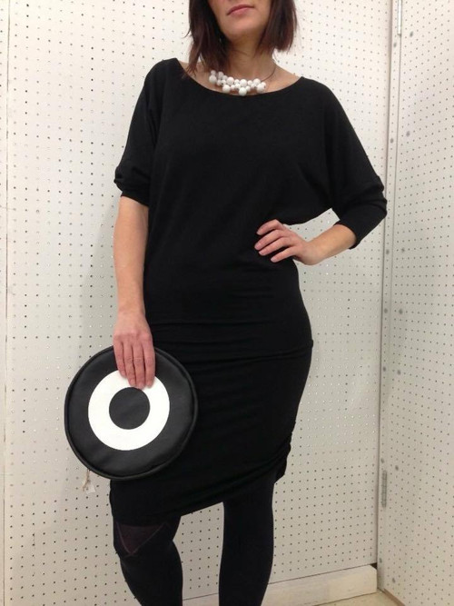 Šaty Dáša - černé