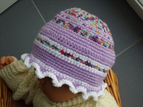 jarní klobouček SLEVA