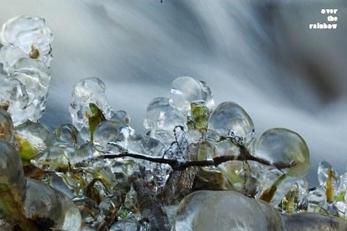 Frozen Wanderland I - autorská fotografie