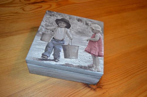 Krabička - dětičky