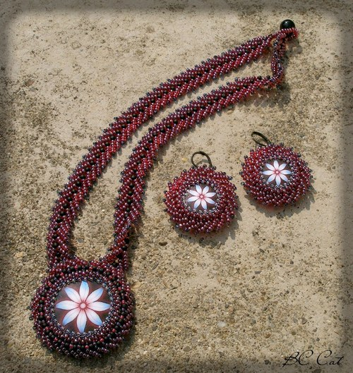 Flower - sada šperků