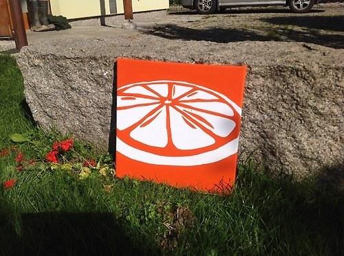 Pomeranč NA PRANI