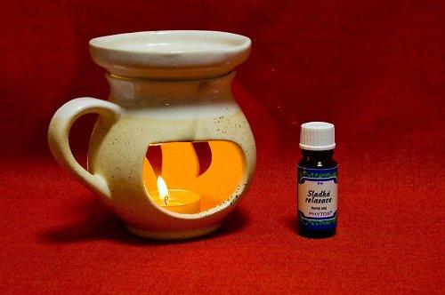 Sladká relaxace - směs esenc.olejů 10 ml