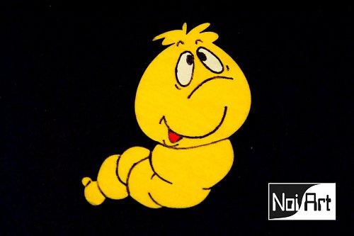 Červík žltý