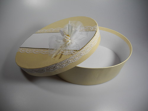 Svatební box