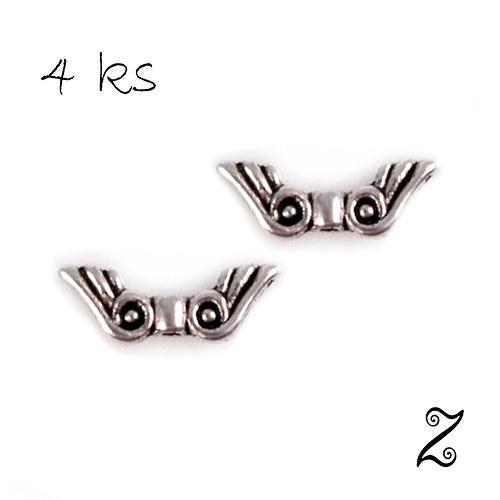 Mezidíl křídla (4ks)