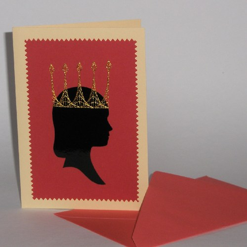 Královna červená