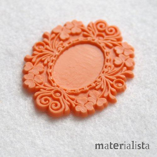 Rámeček oranžový