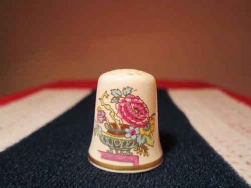 Porcelánový náprstek WGPH Mason´s England