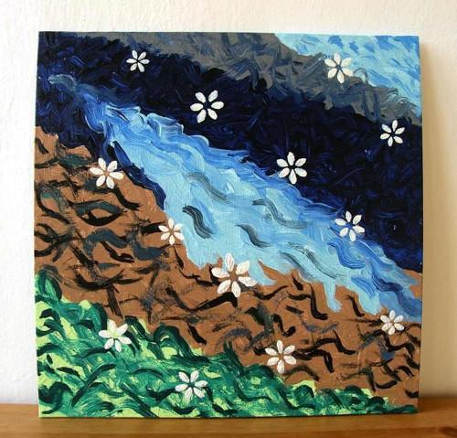 Mořské květy
