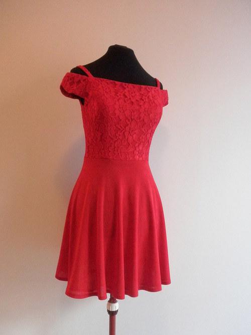 Společenské mini šaty 75 - vel. 36