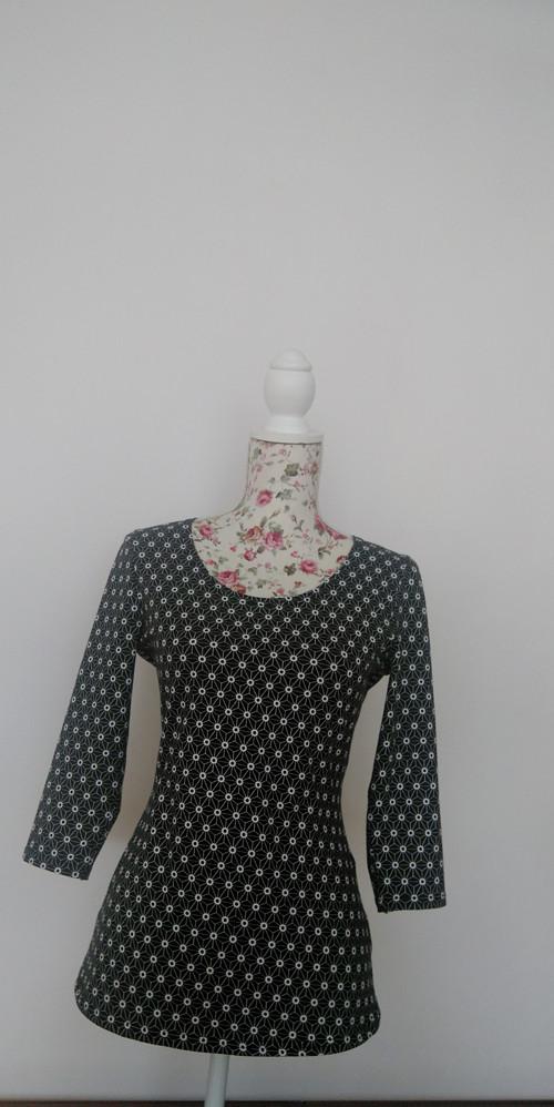Elastické triko-Bio bavlna