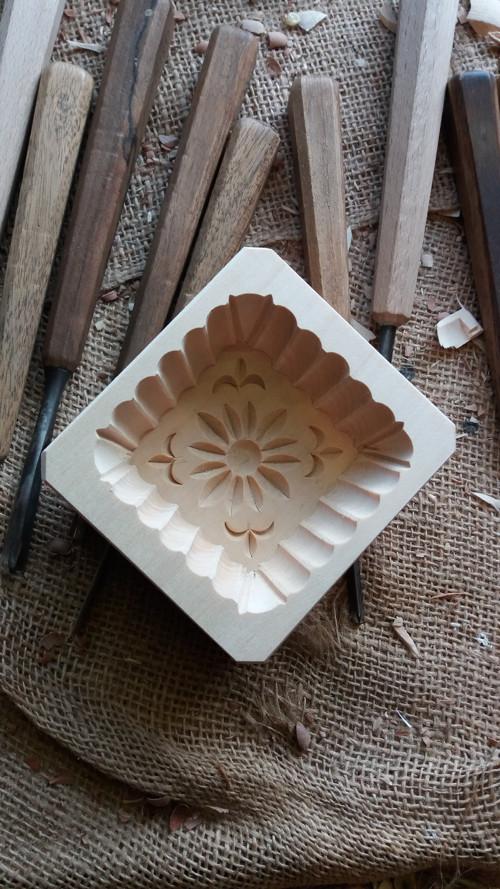 Máselnice-forma na máslo