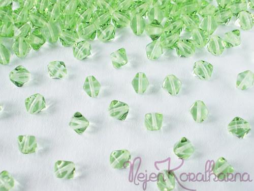 Lucerničky světle zelená