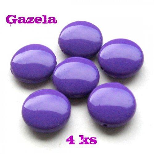 Čočky fialové - 4 ks