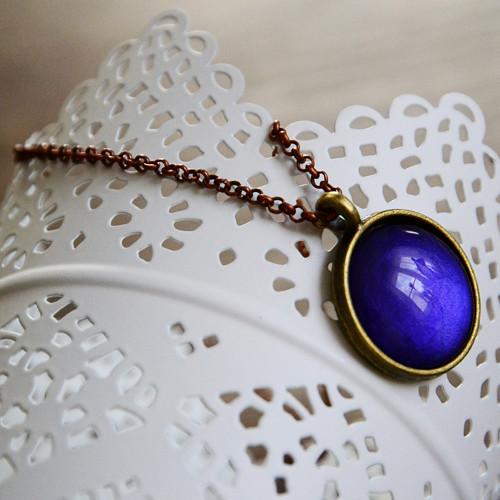 Filaový večer...-náhrdelník