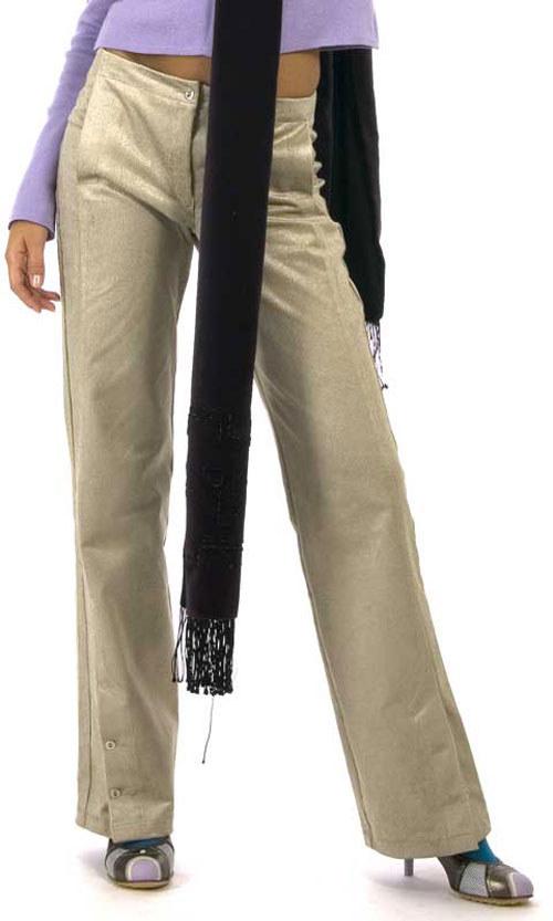 Kalhoty Fae - zlatý cord 1920