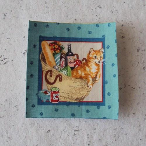 Hravé kočičky 9 - nažehlovačka