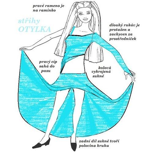 Tanečni kostym