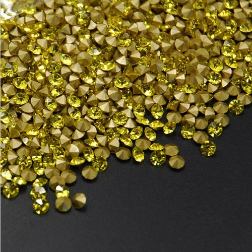 Šaton ss12 (3-3,2 mm) - 50 ks - žlutá