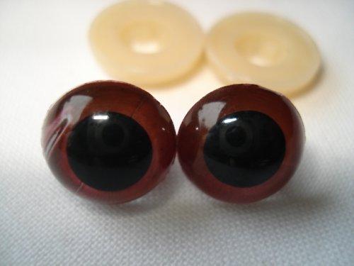 Oči plastové