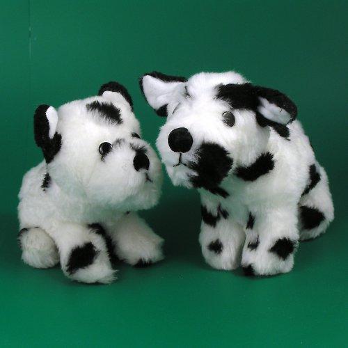 Dalmatinek Rýša a Berta - autorská hračka