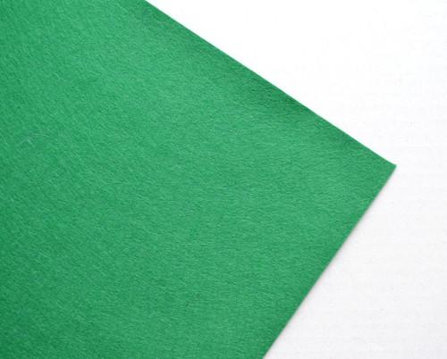 Plsť metráž stř.zelená (šířka 180 cm) (barva č.35)