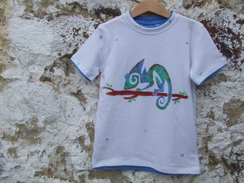 Chamík Emil :) - dětské tričko