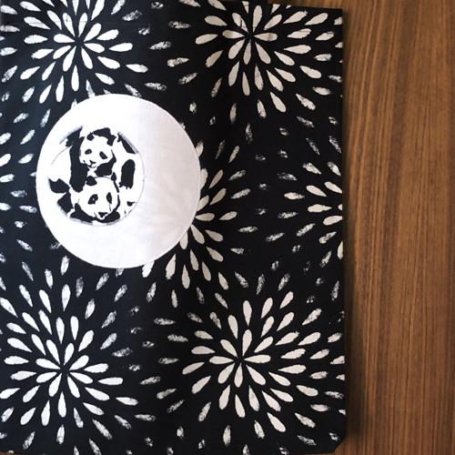 Nákupní taška: Miluji pandy