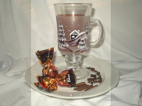 Čokoláda nebo kafíčko ?