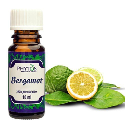 Bergamot - 100% esenciální olej 10ml