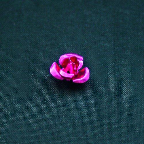 Růžička - růžová 2 ks