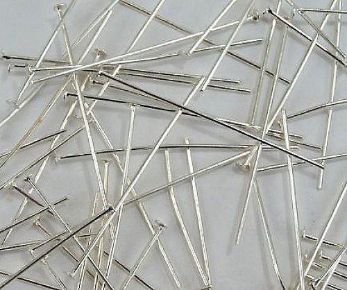 100 ks - Ketlovací nýt - stříbrný