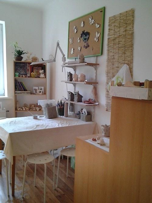 Kurzy keramiky pro děti v Plzni