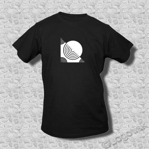 Tričko Spirall - vzor 4