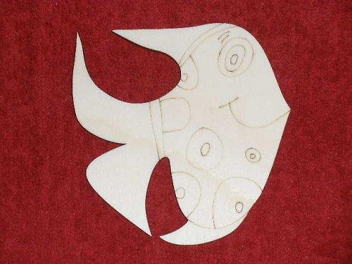 2D výřez RYBA - v.10,5x10cm