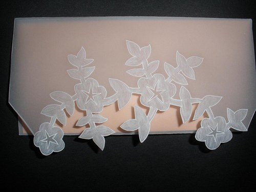 Kvetoucí obálka