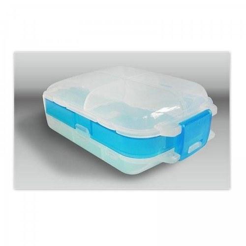 Plastový box / modrý