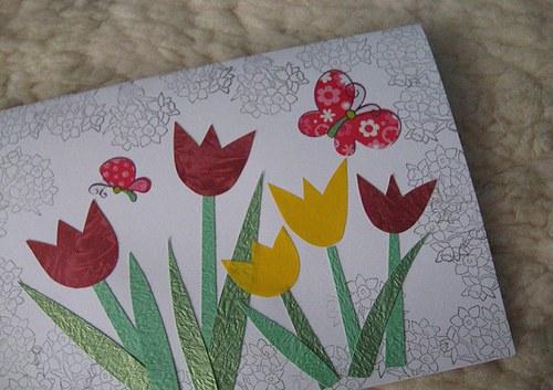 Tulí se tulipán