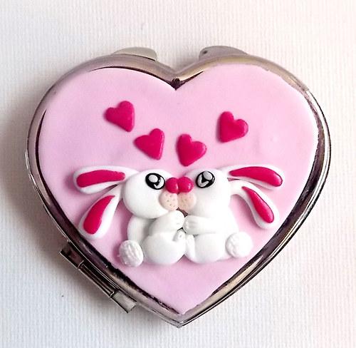 Kdo je tu nejkrásnější - Láska králičí
