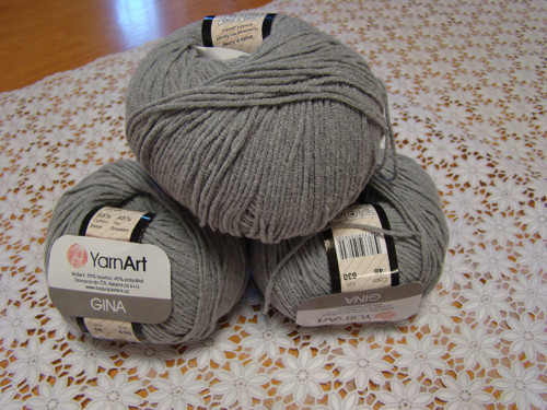 Yarn Art GINA 46