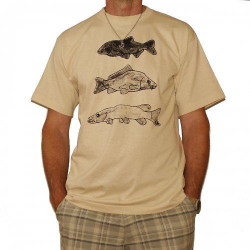 Pánské tričko FISHING