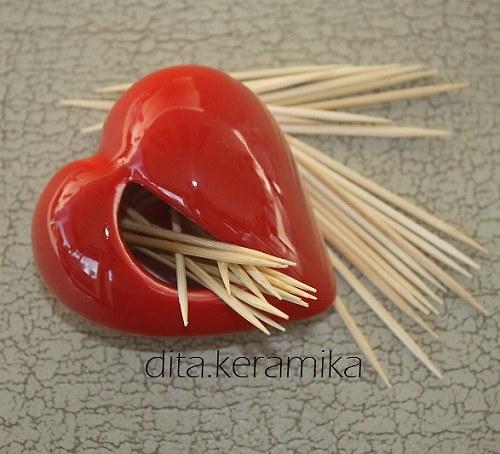 Srdce - párátkovník
