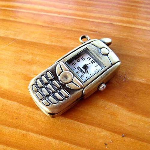Kapesní Hodinky - Mobil