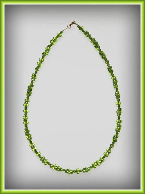 Zelené mašličky