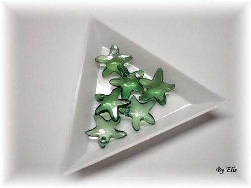 Mořské hvězdy zelené, 8ks