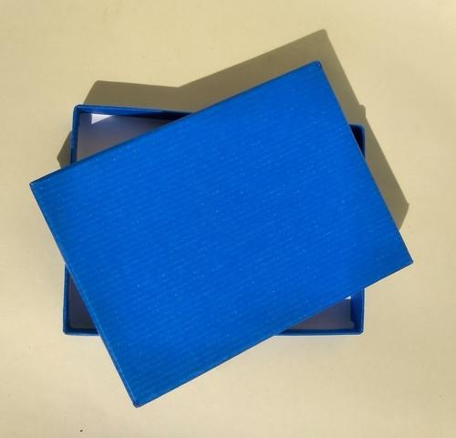 krabička HONZA - modrá